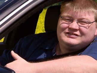 Taxifahrer Andreas