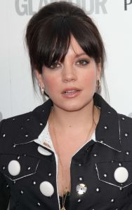 Lily Allen - Glamour Women of the Year Awards 2012