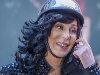 "Cher in Concert on NBC's ""Today Show"" at Rockefeller Center in New York City"