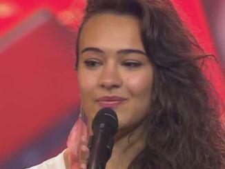 Das Supertalent 2013: Viviana Grisafi unfassbar gefühlvoll! - TV
