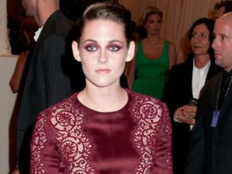 """Kristen Stewart - """"PUNK: Chaos to Couture"""" Costume Institute Gala"""