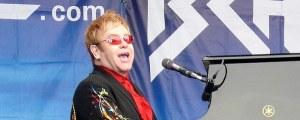 Elton John: Lady Gaga ist sehr gute Patentante