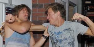 GZSZ: Der Streit zwischen Zac, Bommel und Vince eskaliert!