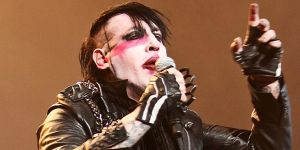 """Marilyn Manson bei """"Once Upon A Time"""" gut aufgehoben?"""