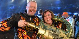 """""""Stock Car Crash Challenge 2013"""" - Axel Stein, Steffen Henssler und Joey Kelly dominieren den Abend!"""