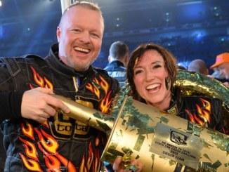"""""""Stock Car Crash Challenge 2013"""" - Axel Stein, Steffen Henssler und Joey Kelly dominieren den Abend! - TV News"""