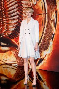 """Jennifer Lawrence - """"The Hunger Games: Catching Fire"""" Germany Premiere - Arrivals"""