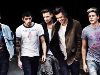 """""""McBusted"""" unter der Dusche mit """"One Direction"""" - Promi Klatsch und Tratsch"""