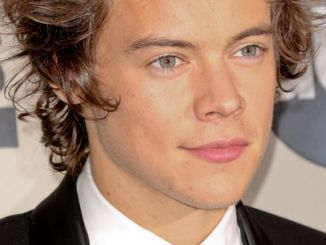 Harry Styles - 41st Annual American Music Awards - Press Room