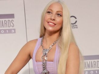 Lady Gaga - 41st Annual American Music Awards - Arrivals