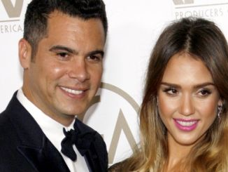 Jessica Alba and Cash Warren - 24th Annual Producers Guild Awards thumb