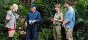 Dschungelcamp 2014: Larissa Marolt lässt alle hungern!