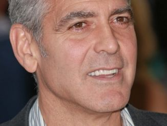 """George Clooney - AFI Fest 2013 - Gala Screening of """"August Osage County"""""""