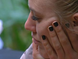 Larissa Marolt sucht jemanden, der sie verteidigt