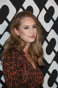 "Dylan Penn - Diane Von Furstenberg's ""Journey of a Dress"" Exhibition Los Angeles Premiere"