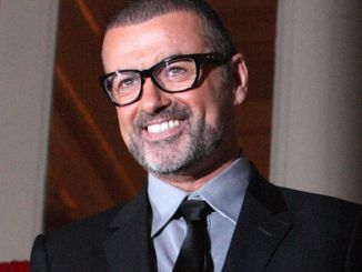 """George Michael - George Michael Press Conference to Announce His New European Tour """"Symphonica: The Orchestral Tour"""" at The Royal Opera House in London on May 11, 2011 - The Royal Opera House"""