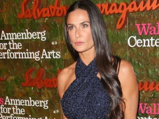 Demi Moore - Wallis Annenberg Center for the Performing Arts Inaugural Gala thumb