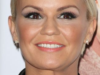 """Kerry Katona """"Still Standing"""" Autobiography Book Signing at Century Club in London on November 22, 2012 - Century Club"""