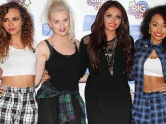 Little Mix - Girlguiding Big Gig 2013 London