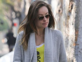 Olivia Wilde Out and About In Los Angeles