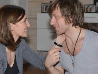 Katrin (Ulrike Frank) und Bommel (Merlin Leonhardt) thumb