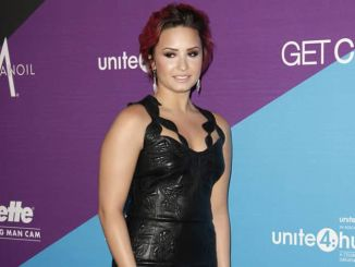 Demi Lovato - 1st Annual unite4:humanity Celebrating Good, Giving and Greatness Around the Globe thumb