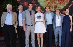 """Cannes feiert """"Die Tribute von Panem - Mockingjay"""" - Die Stars waren da!"""