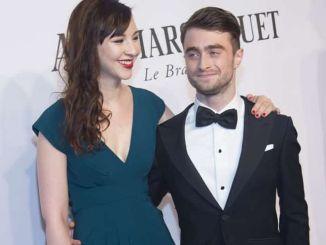 Erin Darke, Daniel Radcliffe - 68th Annual Tony Awards in New York City