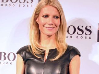 "Gwyneth Paltrow - ""Boss Nuit Pour Femme"" Fragrance Launch"