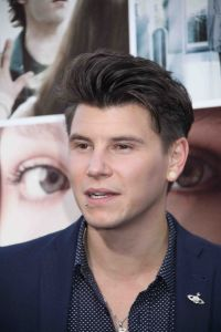 """Charley Bagnall - """"If I Stay"""" Los Angeles Premiere"""