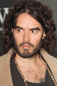 "Russell Brand - ""The Pied Piper of Hamelin: Russell Brand's Trickster Tales"" and ""Revolution "" Book Signings at Waterstones in London"