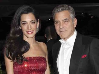 """George Clooney and Amal Clooney - """"China: Through The Looking Glass"""" Costume Institute Benefit Gala"""