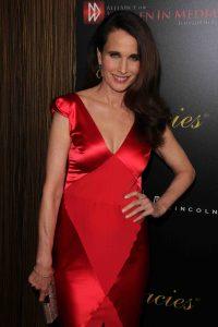 Andie MacDowell: Für Cannes nicht schlank genug - Promi Klatsch und Tratsch