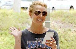 Britney Spears: Die Haare fallen