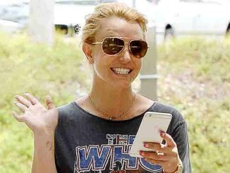 Britney Spears Sighted Arriving at Gym
