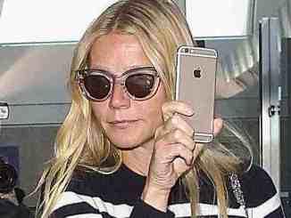 Gwyneth Paltrow weniger beliebt als Chris Bown? - Promi Klatsch und Tratsch