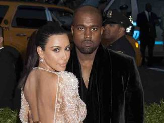 """Kanye West and Kim Kardashian - """"China: Through The Looking Glass"""" Costume Institute Benefit Gala"""