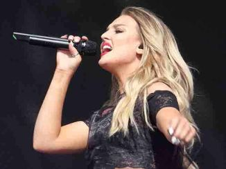 Perrie Edwards - Little Mix - British Summer Time Festival