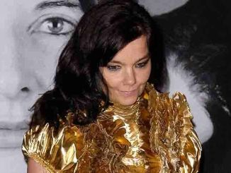 """Björk - Givenchy Celebrates Marina Abramovic's """"The Artist is Present"""" Closing at the Museum of Modern Art"""