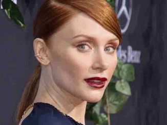 "Bryce Dallas Howard bei der ""Jurassic World"" Premiere in Los Angeles"