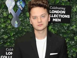 Conor Maynard - One For The Boys Fashion Ball 2015