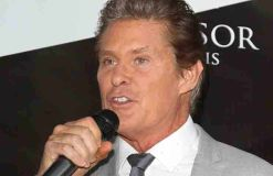 David Hasselhoff will in Italien heiraten