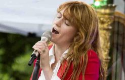 """Mercury Prize 2015: """"Florence and the Machine"""" nominiert"""