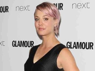 Kaley Cuoco - Glamour Magazine Woman of the Year Awards 2015