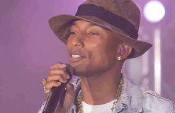 EMAs 2015: Pharrell Williams tritt auf