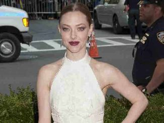 "Amanda Seyfried - ""China: Through The Looking Glass"" Costume Institute Benefit Gala"