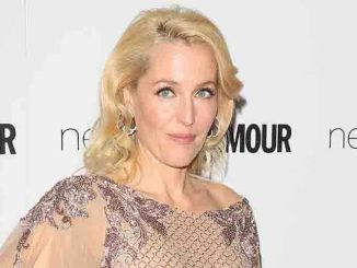 Gillian Anderson - Glamour Magazine Woman of the Year Awards 2015