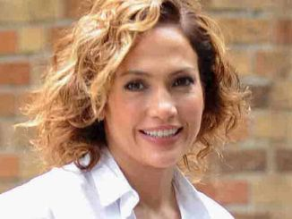 """Jennifer Lopez Sighted on the Set of """"Shades of Blue"""" in New York City on July 8, 2015"""
