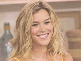 Joss Stone Visits The Marilyn Denis Show in Toronto on July 8, 2015