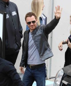 Michael Fassbender - Comic-Con International San Diego 2015